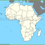 Africa Map Maps Of Africa
