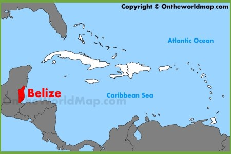 belize location on world map » Path Decorations Pictures | Full Path ...