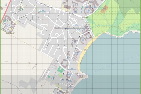 large detailed of manacor map » ..:: Edi Maps ::.. | Full HD Maps