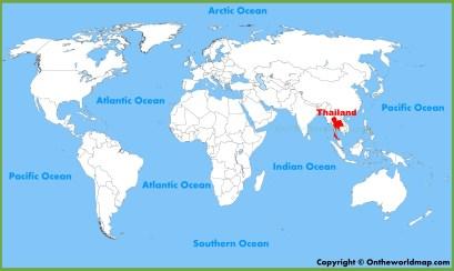 Αποτέλεσμα εικόνας για thailand on a map