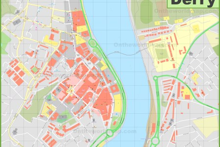 map derry city » Path Decorations Pictures | Full Path Decoration