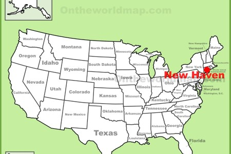new haven location on the us map » Full HD MAPS Locations - Another ...