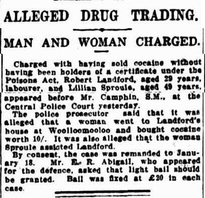 Sydney Morning Herald NSW - 1842 - 1954, Thursday 13 January 1927, page 8