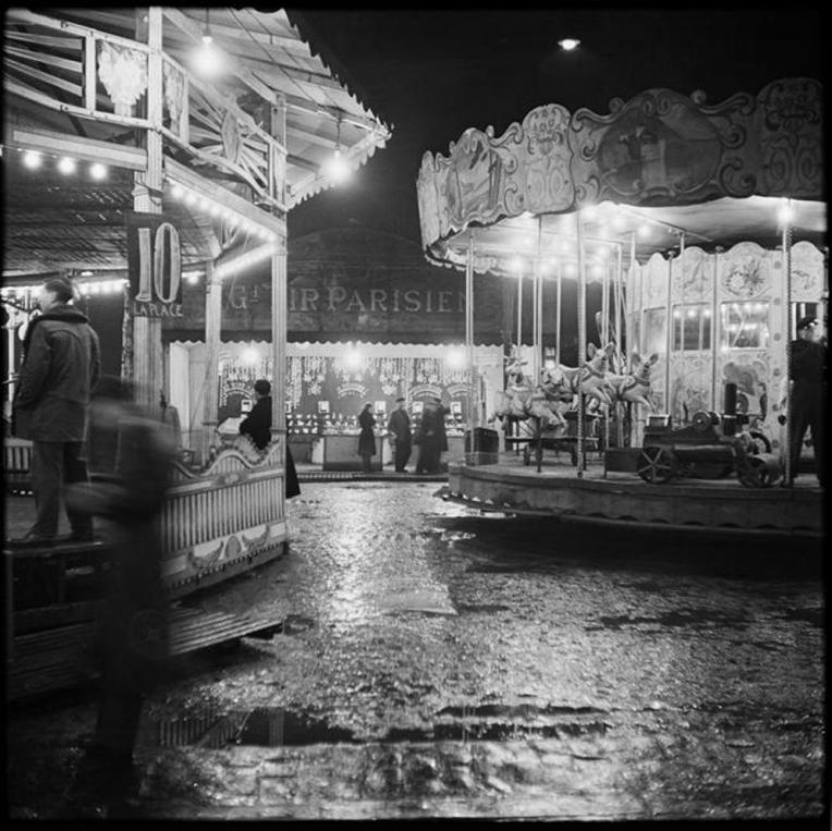 Marcel Bovis (1947) À la Bastille
