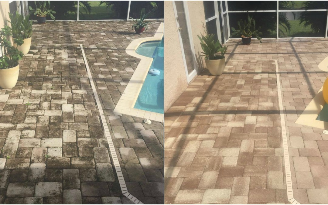 Pool Pavers Apollo Beach FL