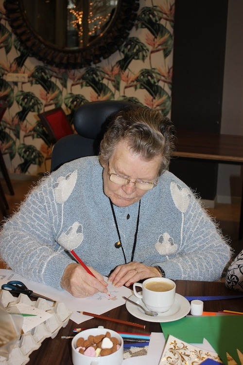 Kerstkaarten Liberein (december 2018) VI