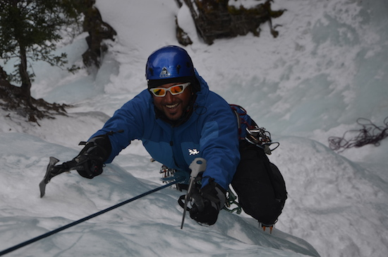 Ice Climbing Advanced Courses
