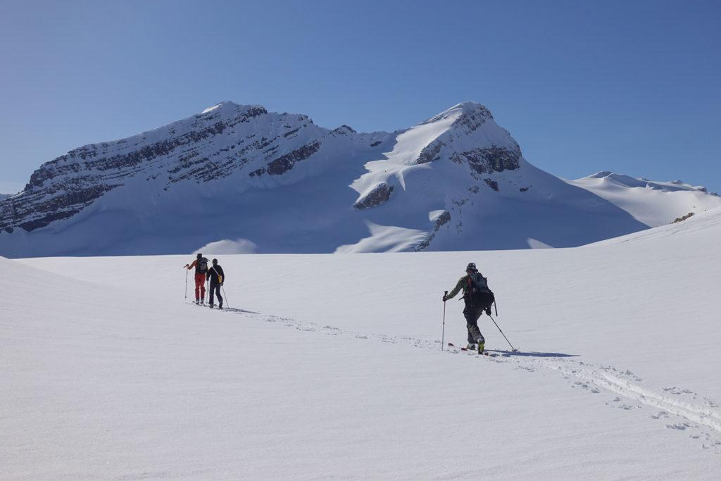 Bow-Yoho Ski Traverse: Six days, three glaciers, three