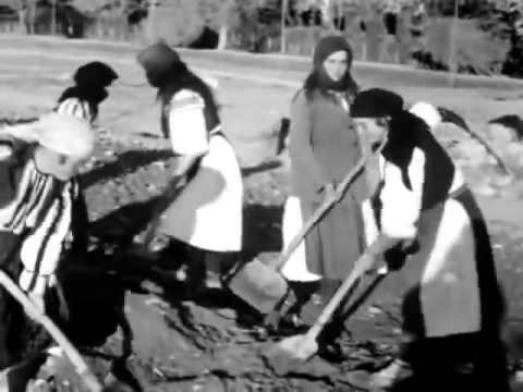 Constantin Brâncuși (1876-1957) Rare film – part 4