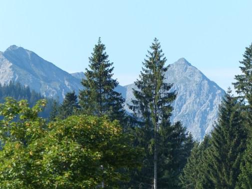 Tannheimer Tal Allgäu Österreich