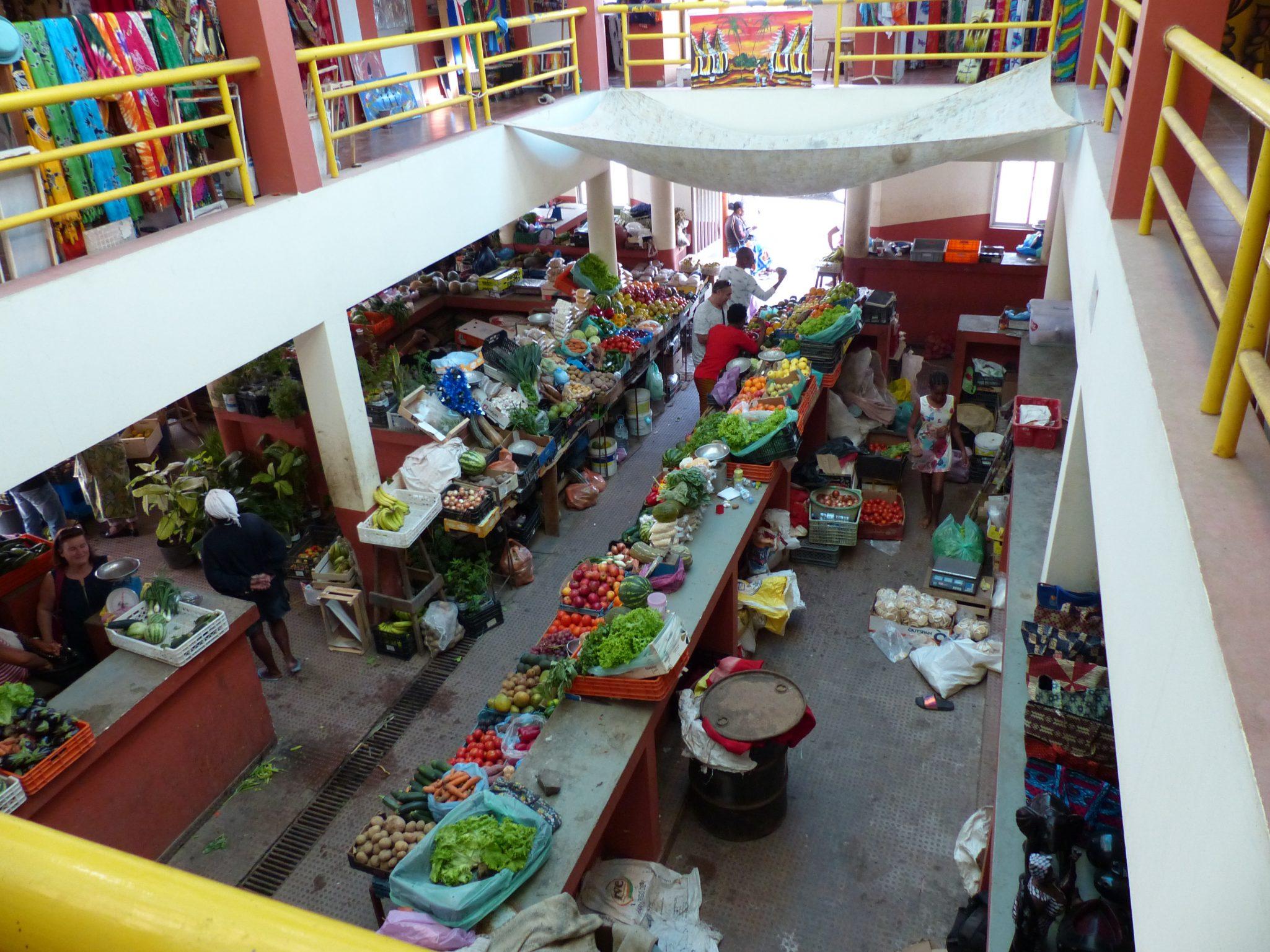 Obst und Gemüse Markt