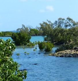 Blaue Lagune Mauritius
