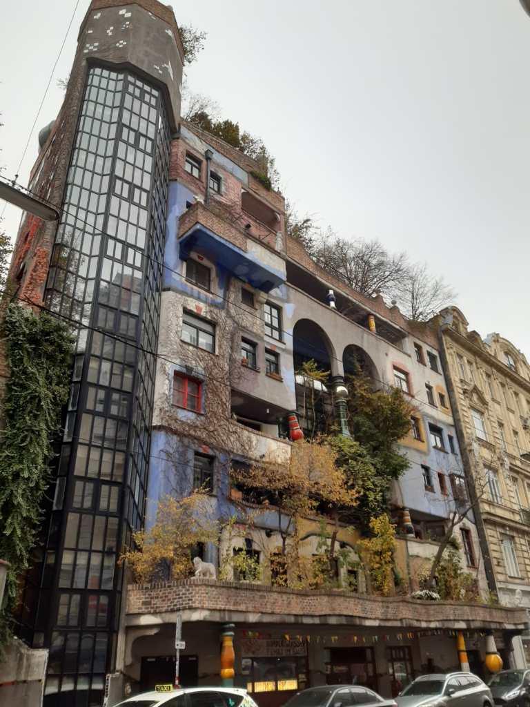 Wien Hundertwasserhaus Museum