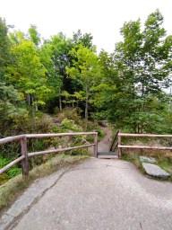 Aussichtsplattform Felsenlabyrinth Felsenlabyrinth Luisenburg
