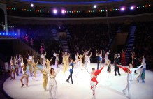 Photo 15 - Circus Performers Take A Bow - WHITE RUSSIA
