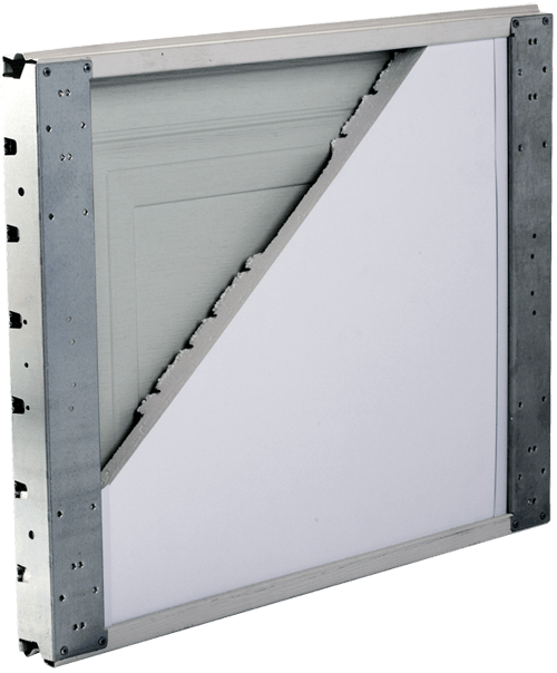 Haas 2500 Series A Quality Garage Door At An Affordable