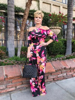 Ontrend50on Trend Fashion For Women Over 50 On Trend Jumpsuits For