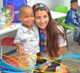 Día del niño en el Hospital J.M. de los Ríos. Caracas - Venezuela