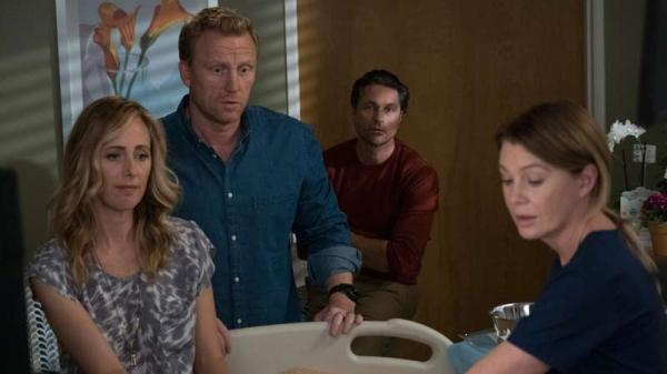 ABC doses out a new season prescription of 'Grey's Anatomy ...