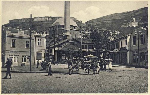 Prizren (Kosovo) in the beggining of 20st century.