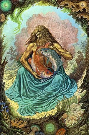 Okült Astrolojide Balık