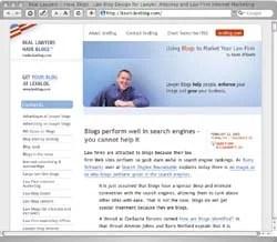 Kevin.LexBlog.com