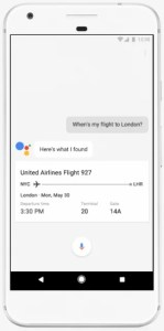 The Google Assistant on the Pixel