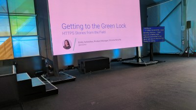 Getting the Green Lock: HTTPS Stories from the Field — Google I/O 2017 Live Blogs
