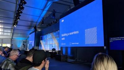 Building a Seamless Web — #io18 Live Blogs