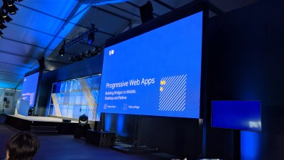 PWAs: building bridges to mobile, desktop, and native — #io18 Live Blogs