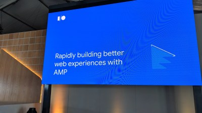 Rapidly Building Better Web Experiences with AMP — #io19 Live Blogs