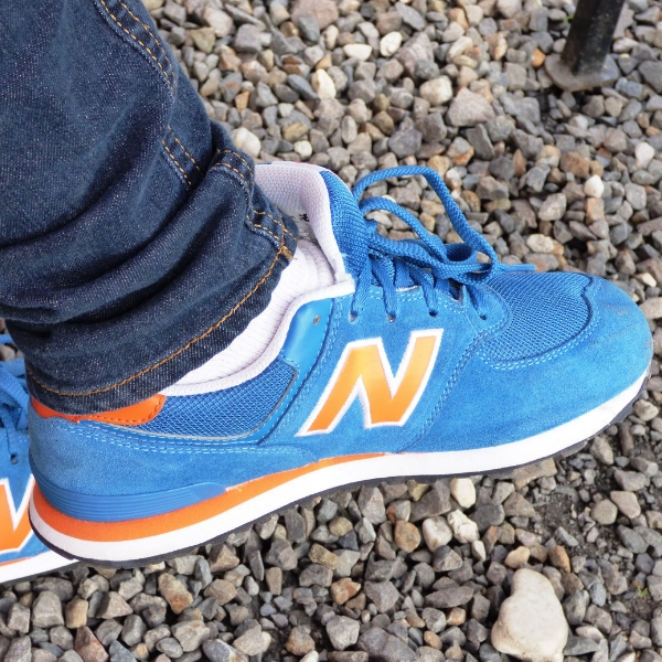 New Balance trademark registration case