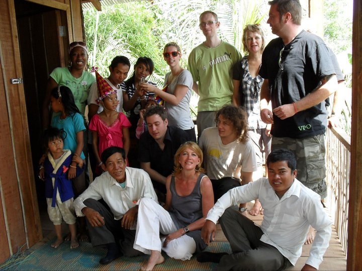 Cambodia volunteering 2010 | Onwards and up