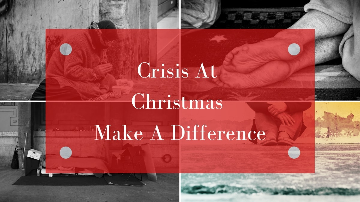 Crisis At Christmas, How To Get Involved at