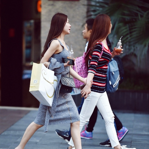 China Retail market consumers