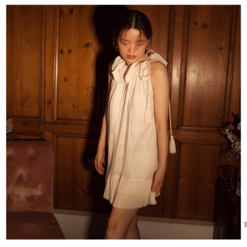 Baue Sustainable and ethical contemporary womenswear | Onwards and Up
