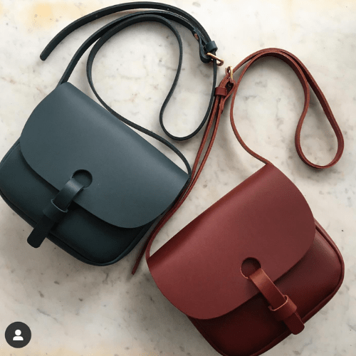 contemporary classic handbags and accessories, Mimi Berry London