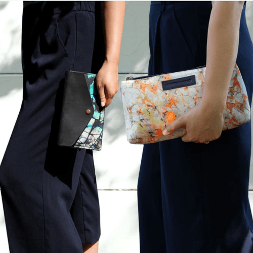 Digitally printed accessories, Samantha Warren London