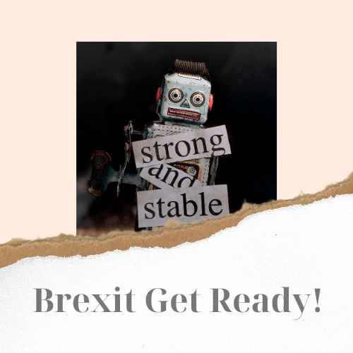 Brexit Business Checklist | Onwards and Up