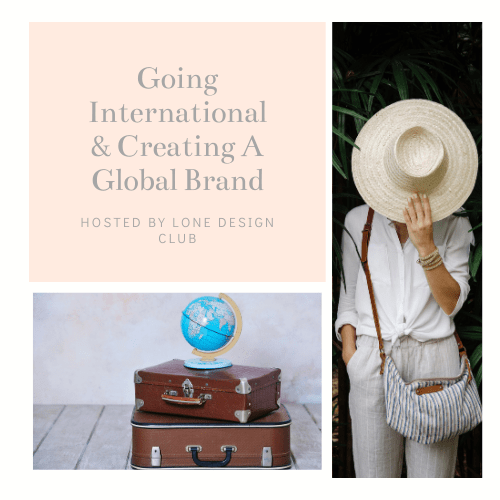 How To Export Your Fashion Business To New Markets networking event | Onwards and Up