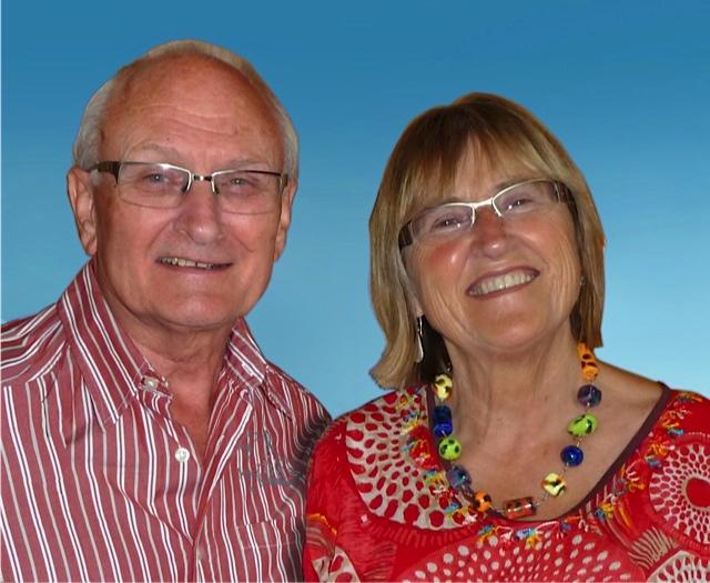 Charles and Joyce Sibthorpe