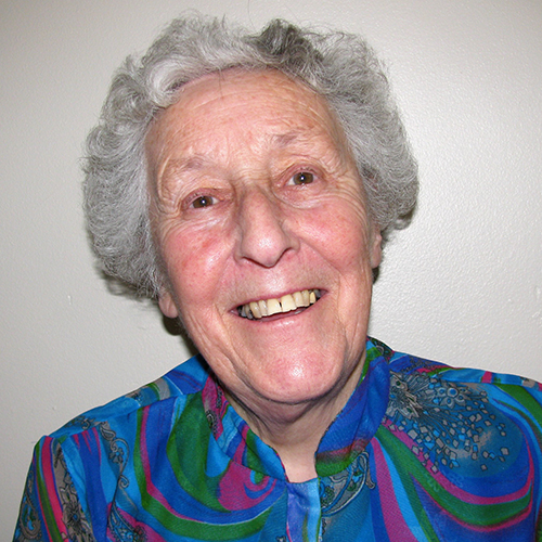 Val Inchley OBE