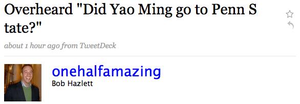 yaoming