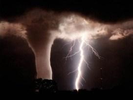 Tornado/Lightning