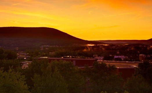 Mt Nittany Sunrise