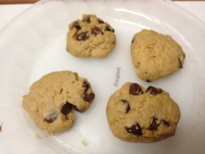 how to cook a cookie in the microwave