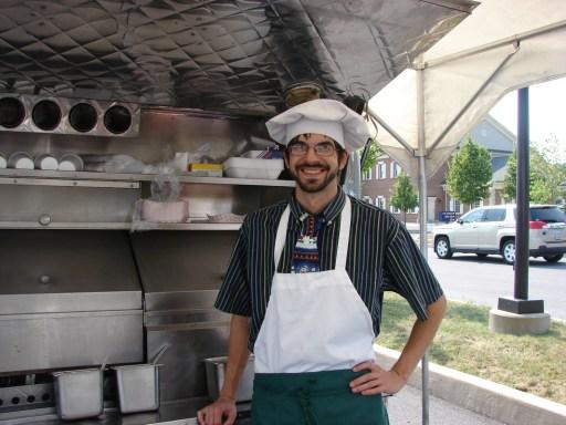 Ben the taco guy