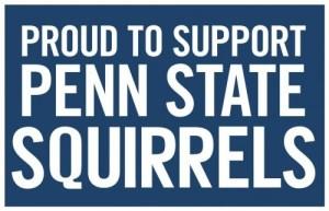 Penn State Squirrels