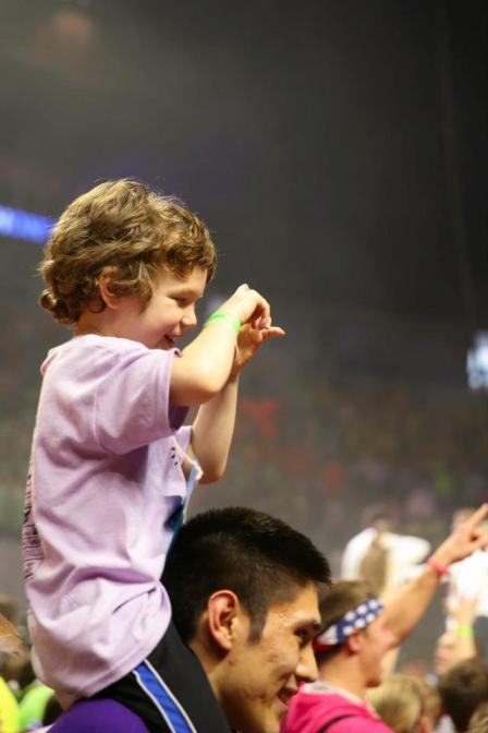 THON diamonds