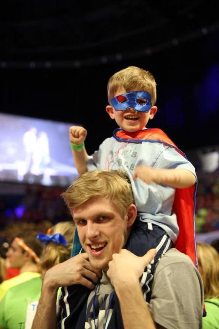 THON superhero
